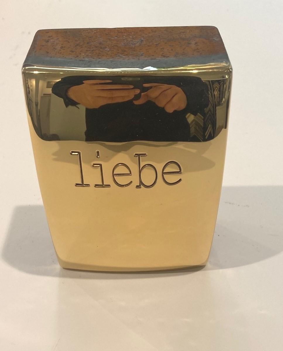 Liebe (Gold)