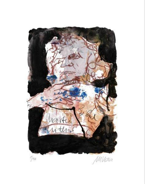 Porträt - Martin Luther