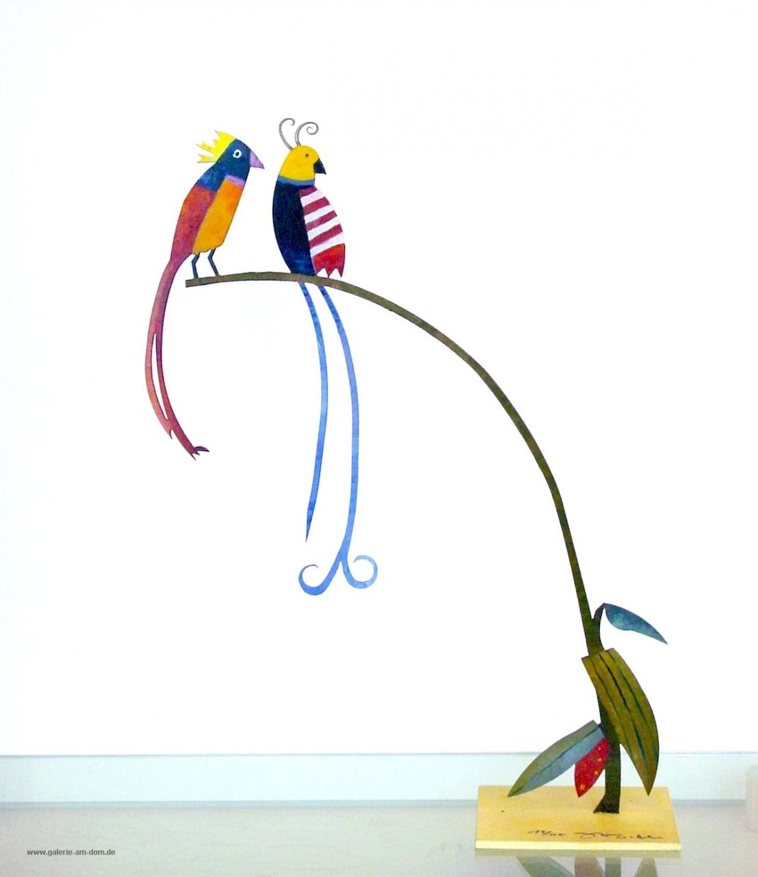 Bambusvögel
