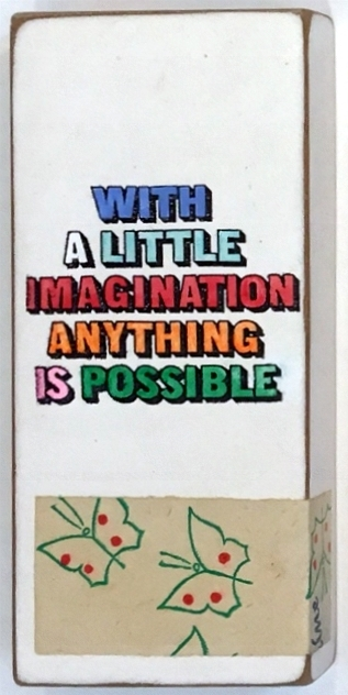 With a little imagination