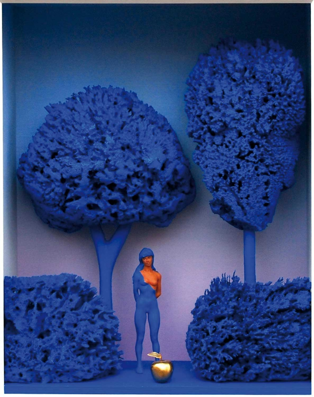 The Garden of Yves Klein