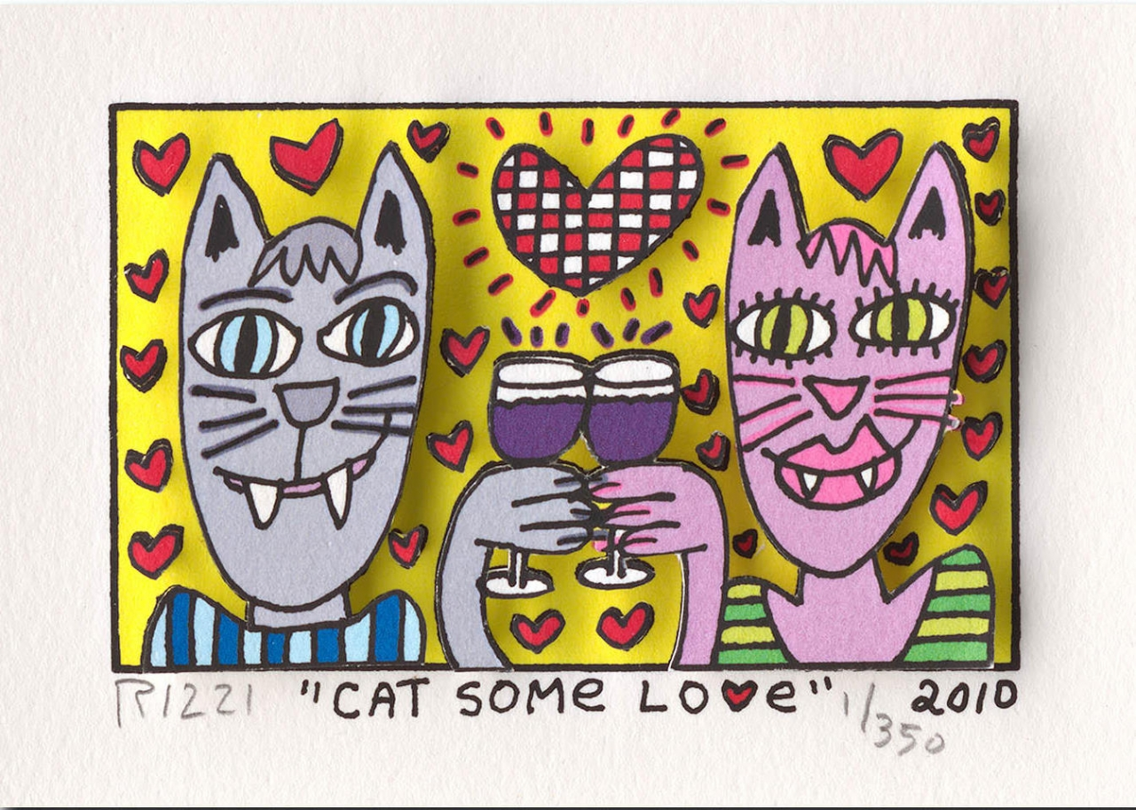 Cat some Love