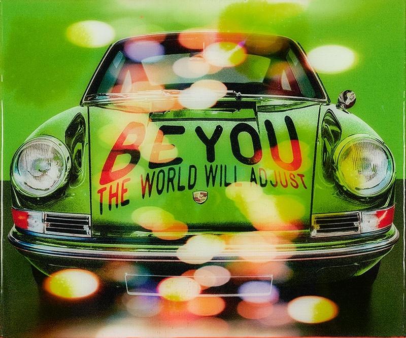 Be you - Epoxy - 2021
