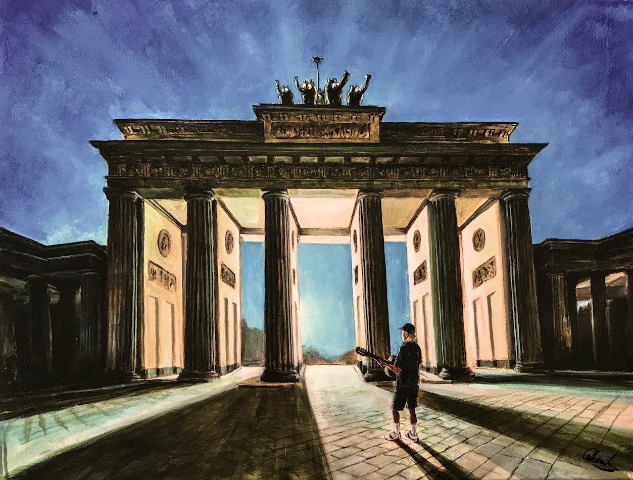 One Morning in Berlin (Brandenburger Tor)