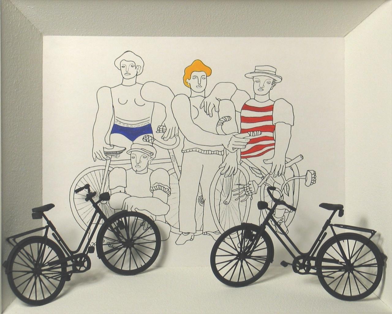 Homage to Fernand Léger