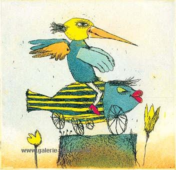 Fisch & Vogel
