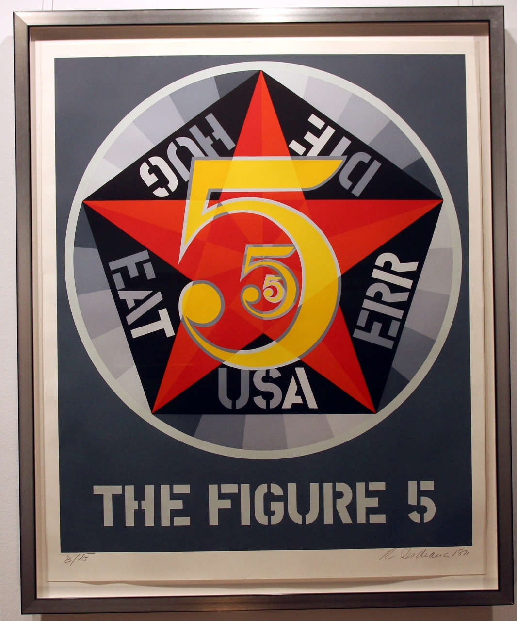 The Figure 5 (Decade series)