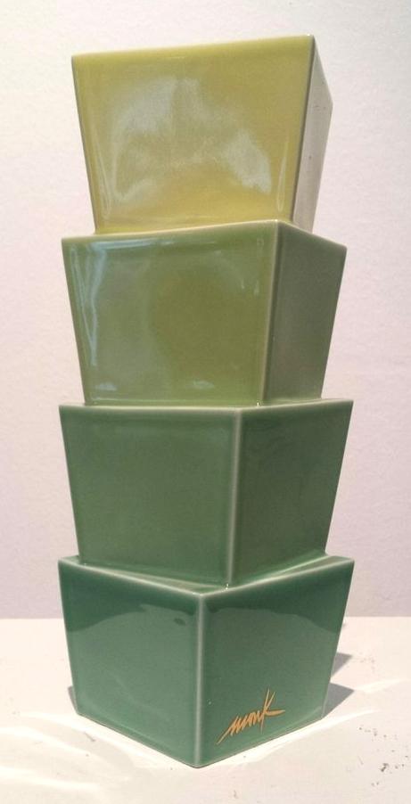 Edition Nr. 1 - Keramik grün