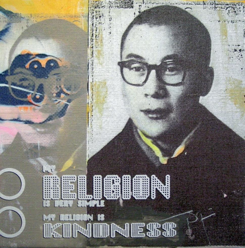 Dalai Lama - One of Nine