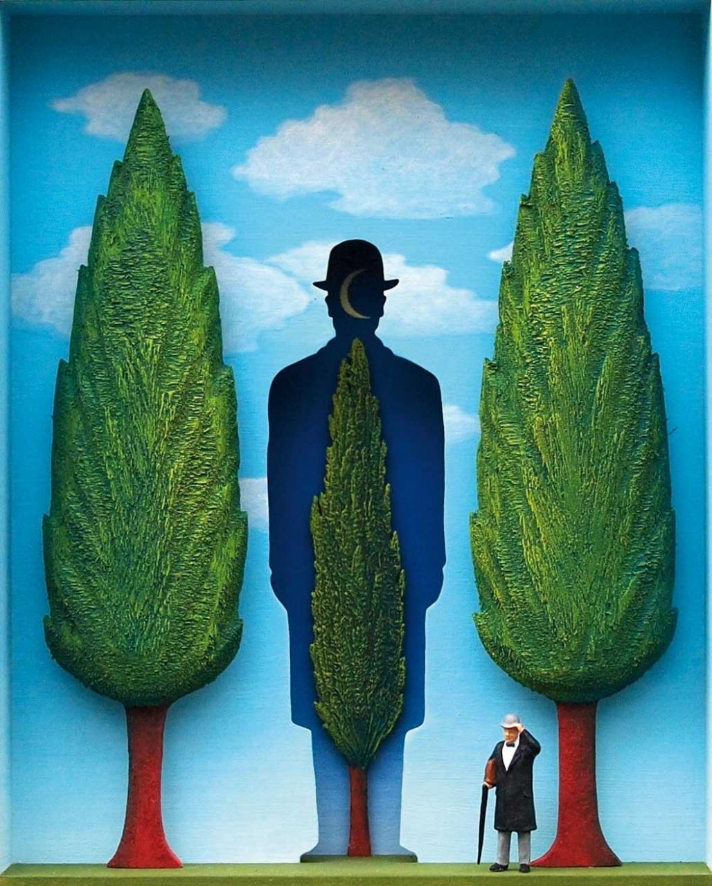 The Garden of René Magritte
