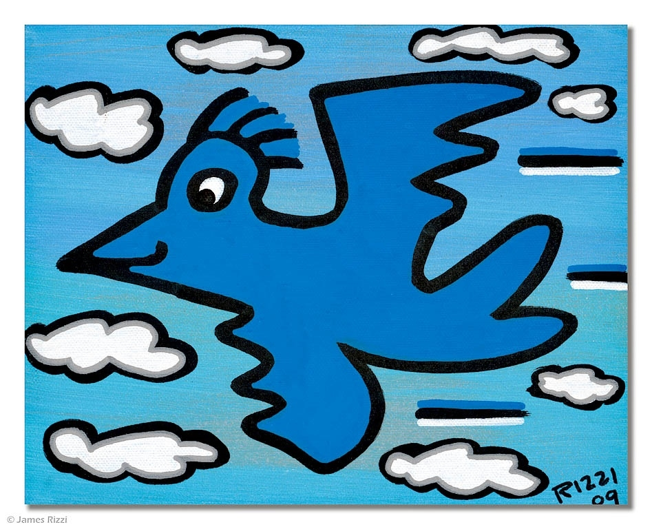 Rizzi Blue Bird 2009