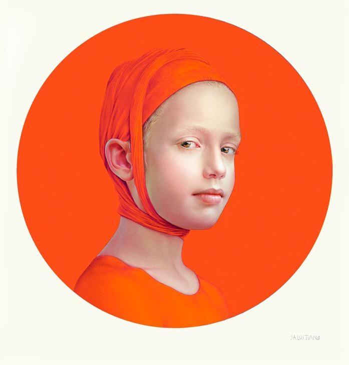June (Orange II), 2019