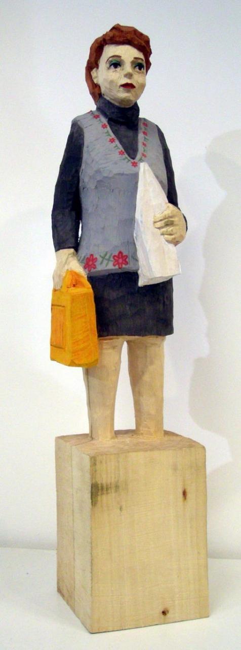 Edeka Frau [583]