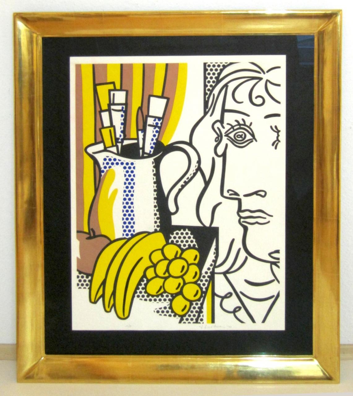 Roy Lichtenstein: Still Life with Picasso