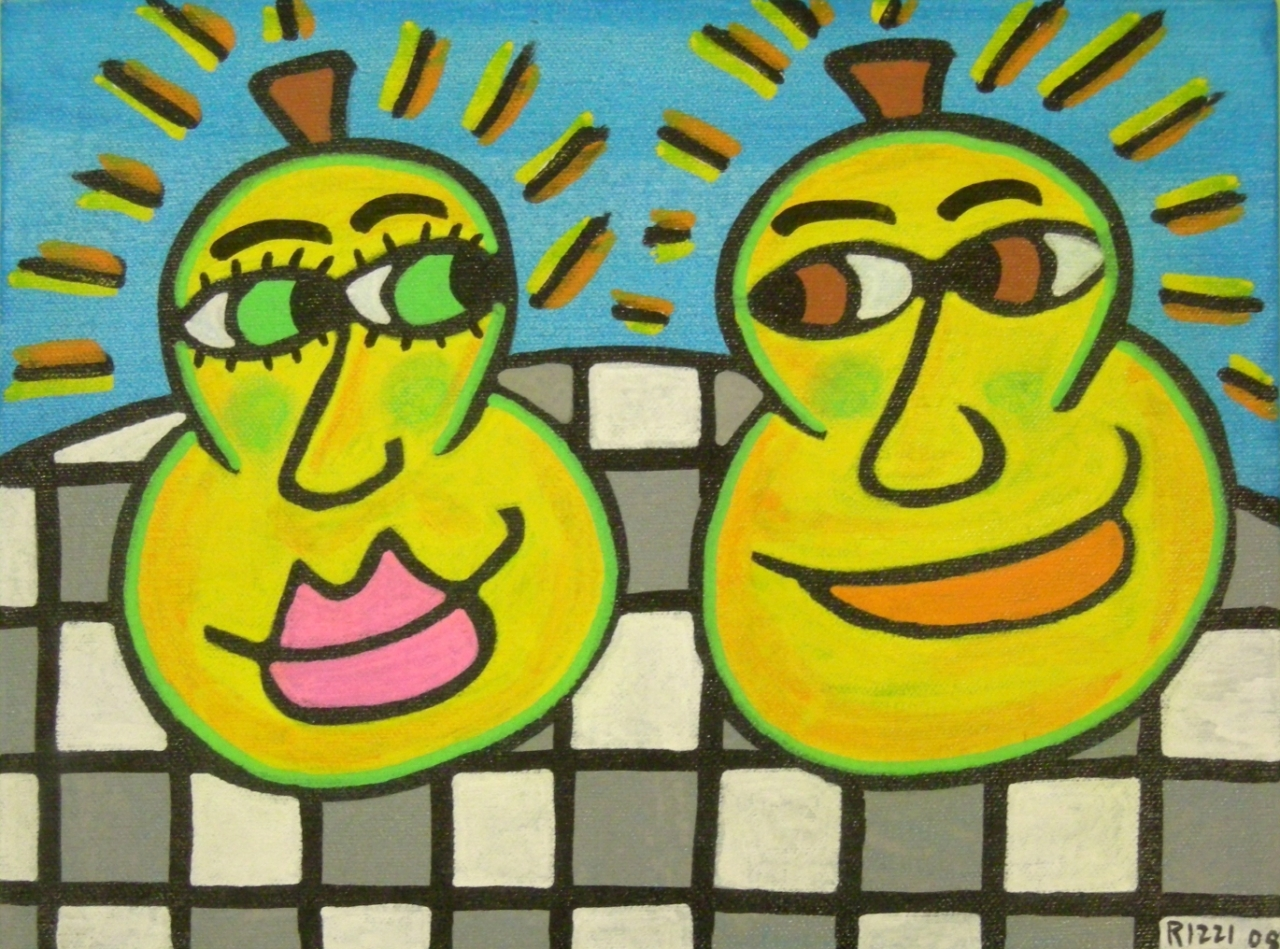 Pair of pears 2008