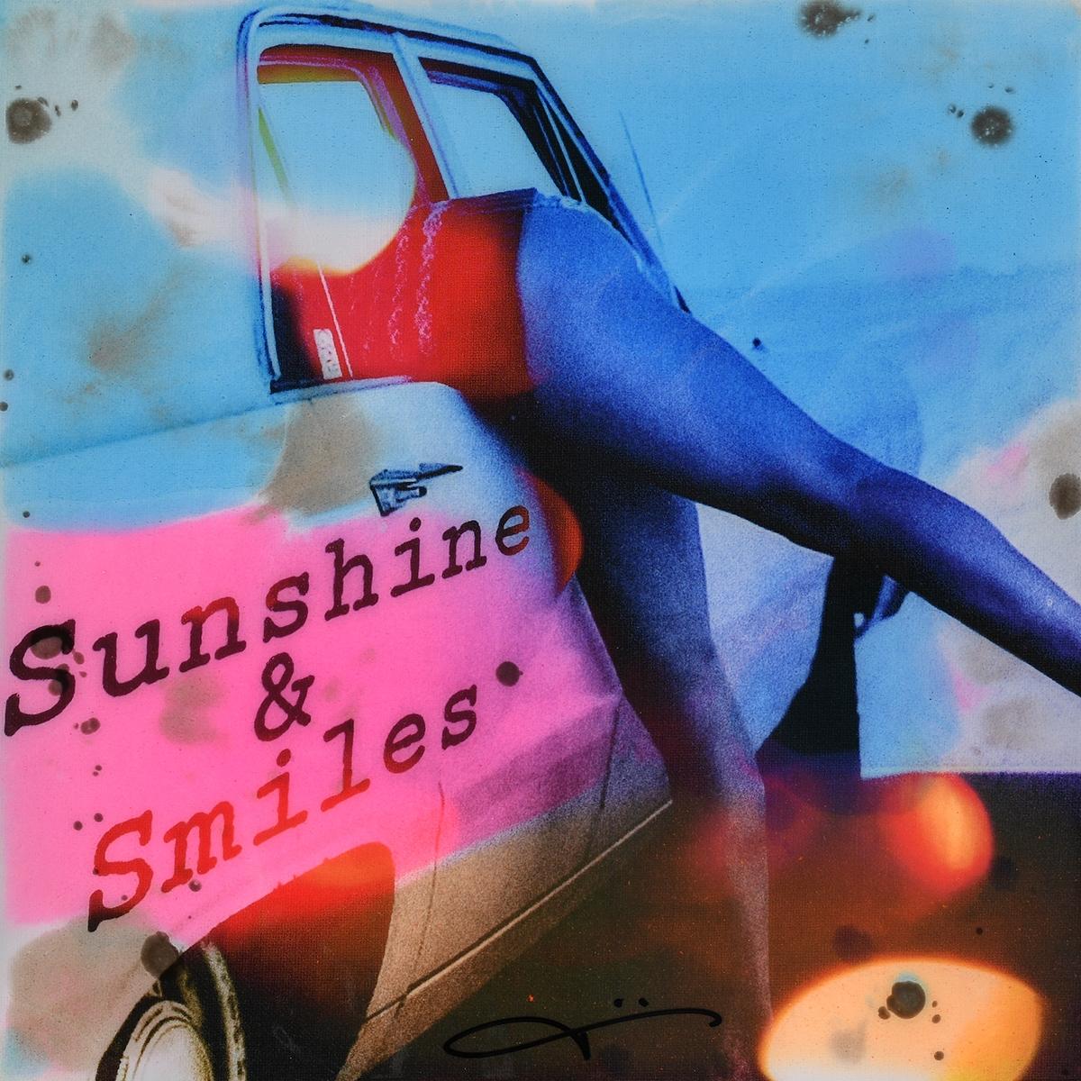 Sunshine & Smiles - Epoxy - 2019