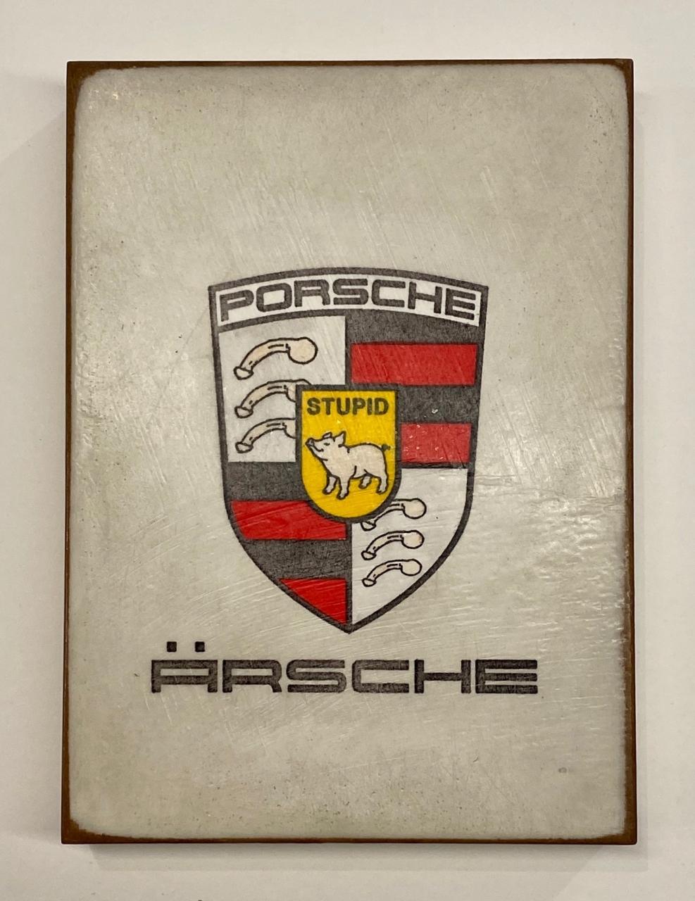 Porsche Ärsche