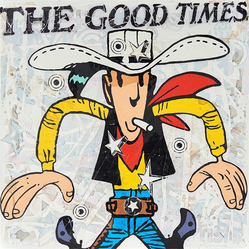 Lucky Good Times - Multilayer