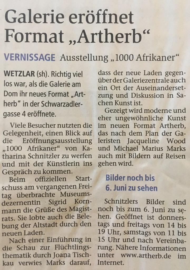 Sonntag-Morgenmagazin-Galerie-eroefnnet-Artherb-17-5-2015-a