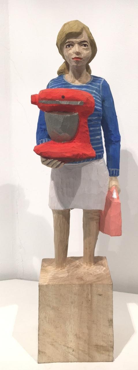 Edekafrau (1236) mit Kitchenaid