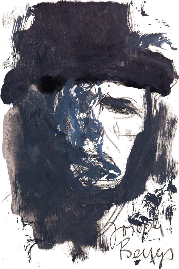 Porträt - Joseph Beuys