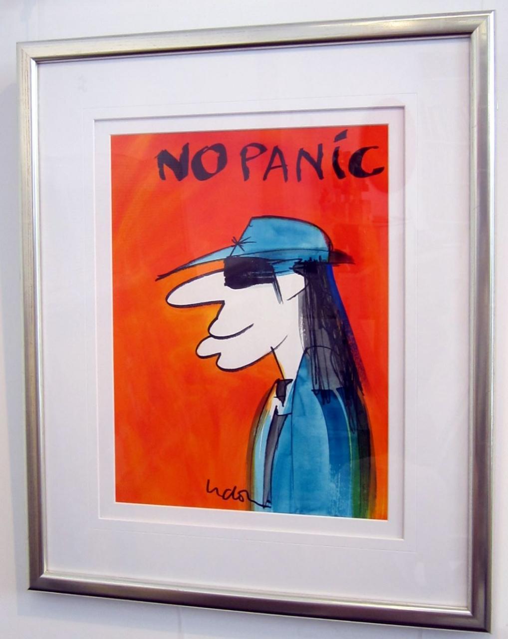 No Panic (Porträt) 2