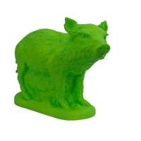 Frischling - grün, signiert