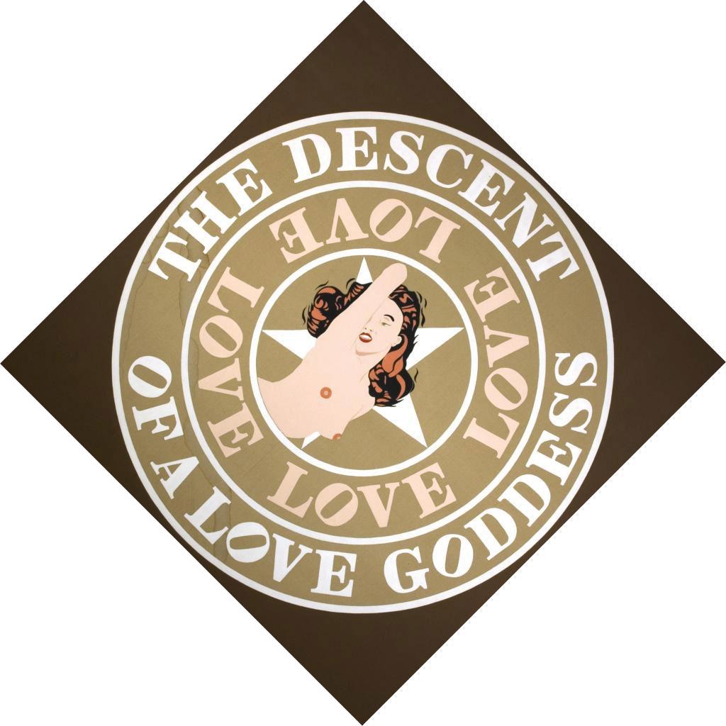 Descent of a Love Goddess