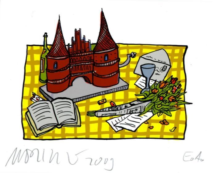 Lübeck Erinnerung