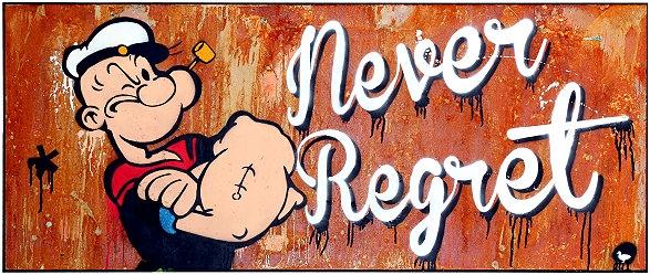 The Art of Rebellion - Never regret