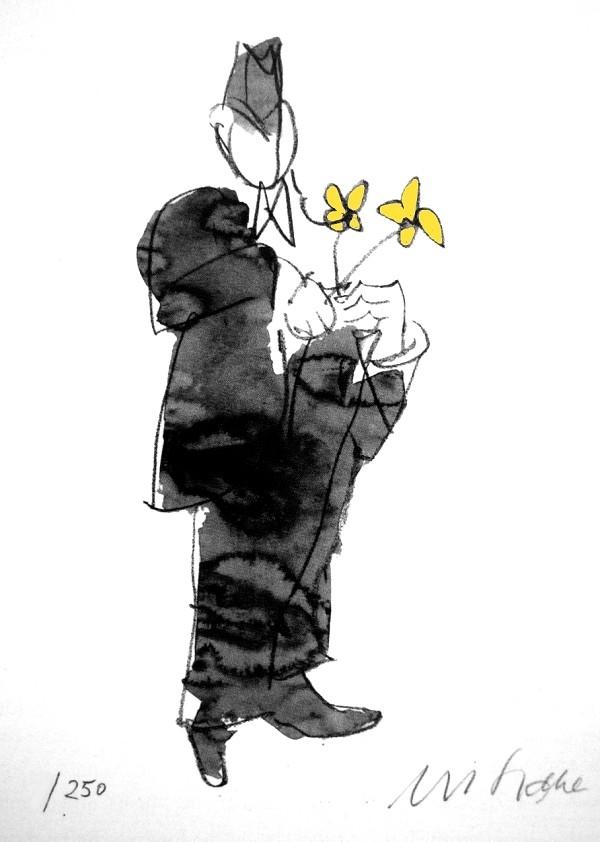 Alles Gute - gelb