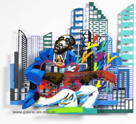 Jazz and the City - Guitarist
