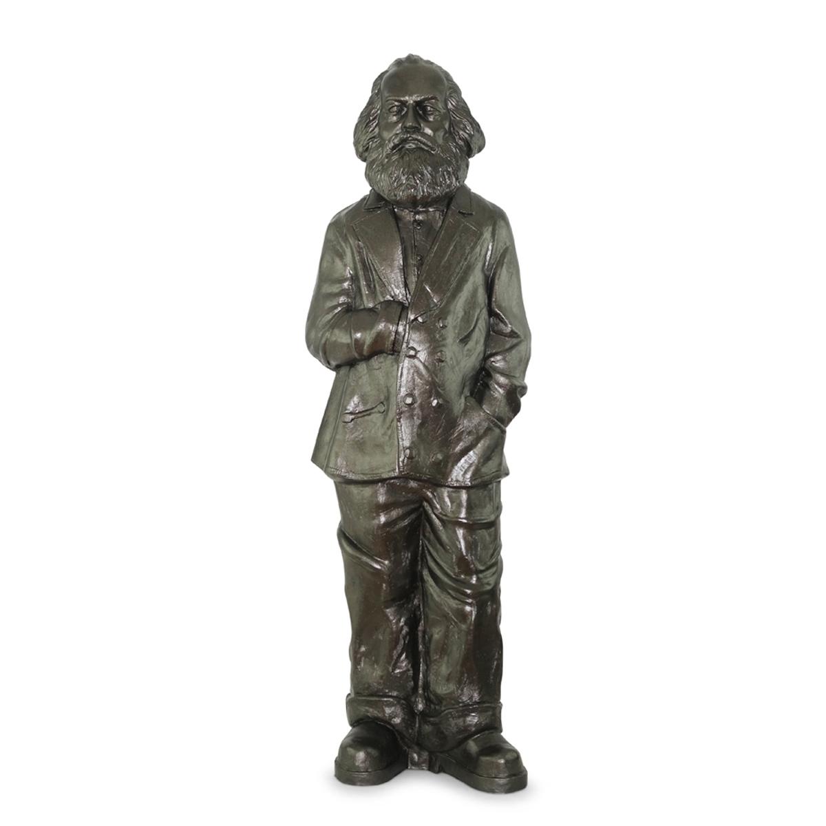 Karl Marx - bronze