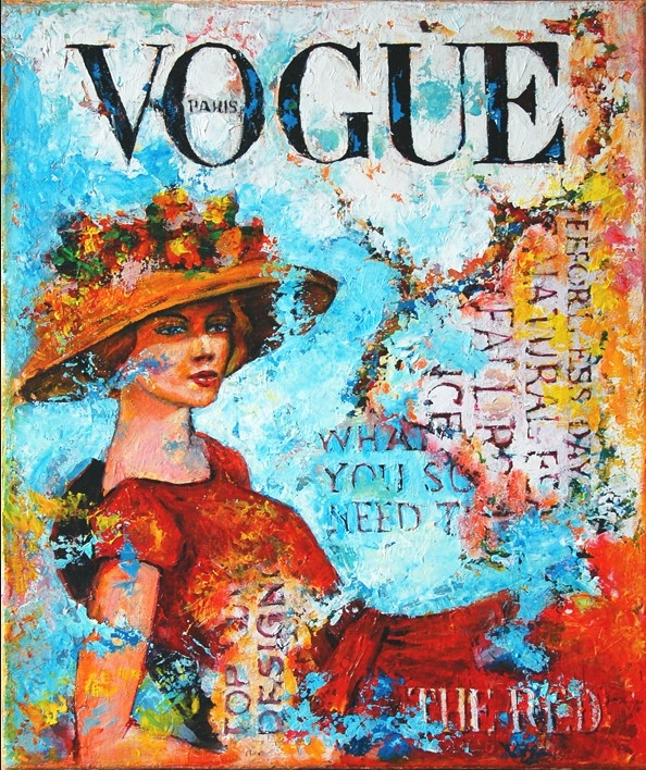 Vogue - The Red