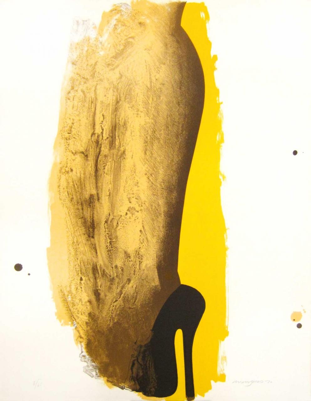 Allen Jones: Leg-Splash
