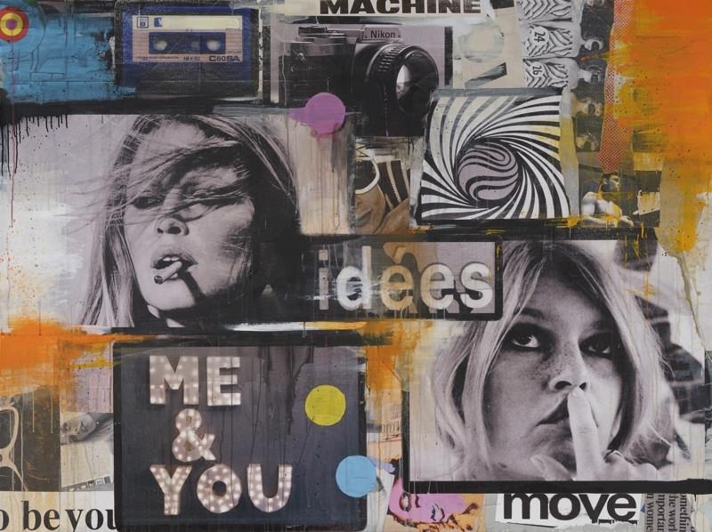 Idees Machine - One of Nine