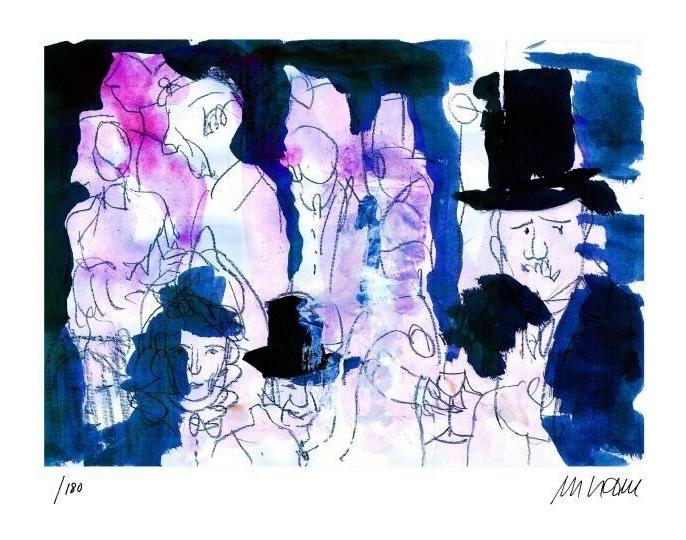Die Buddenbrooks - Illustre Gesellschaft