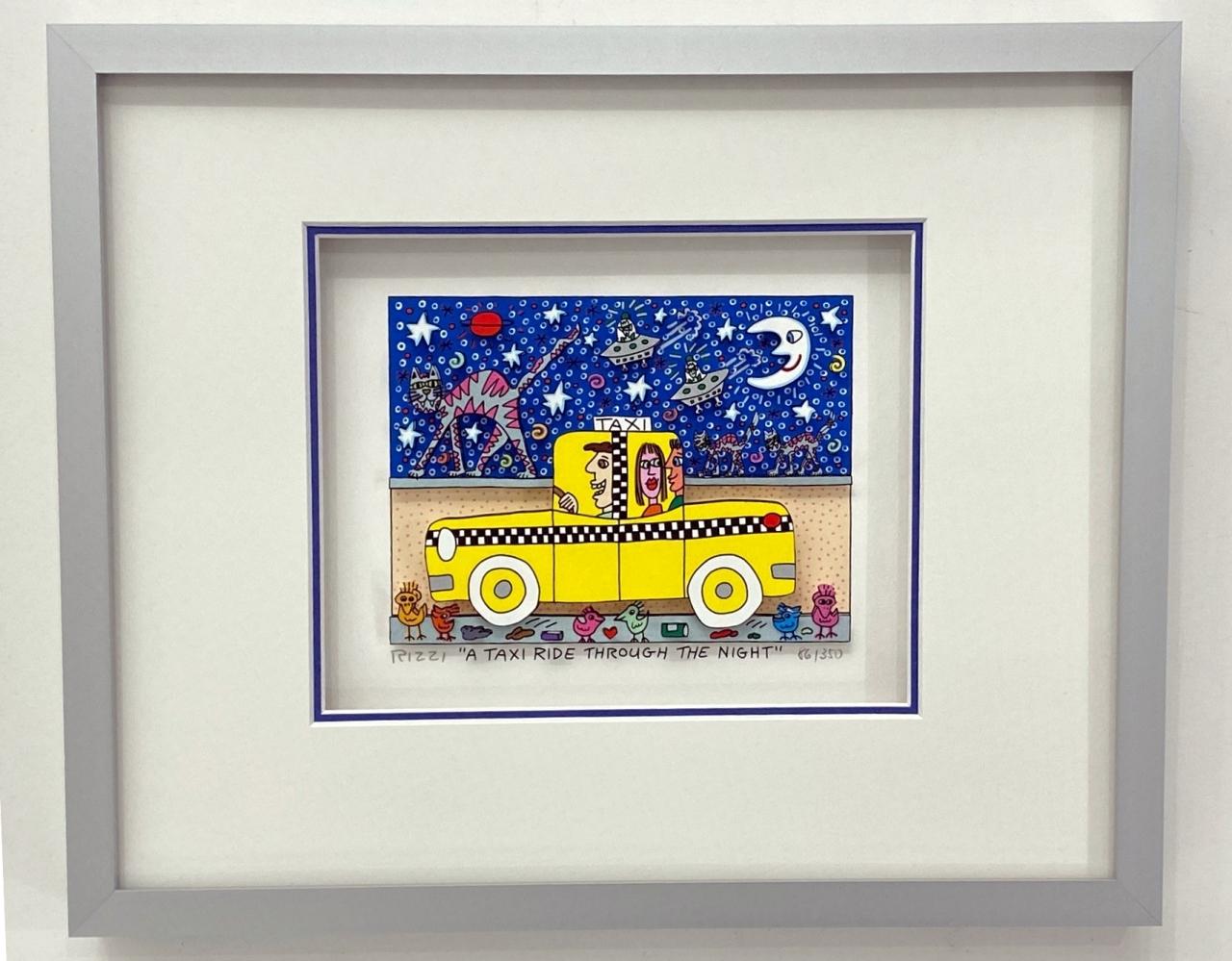 A Taxi Ride Through the Night, im HALBE-Rahmen