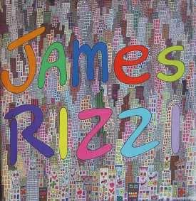 Buch: James Rizzi