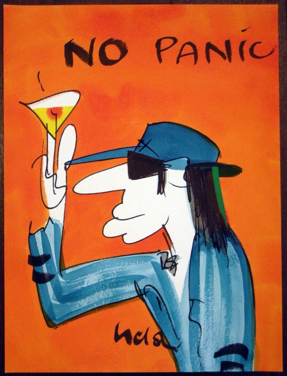 No Panic (Porträt) 1
