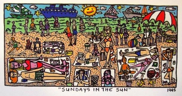 Sundays in the Sun