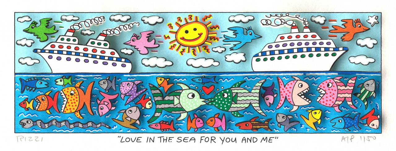 Love in the Sea For You and Me