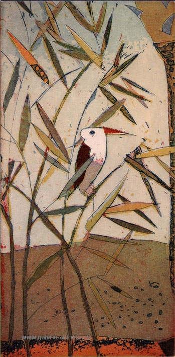 Kleiner Bambusvogel