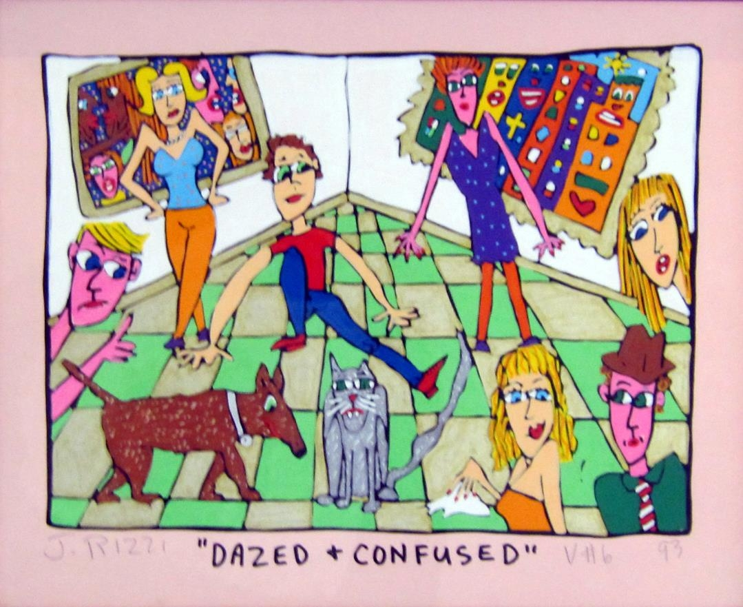 Dazed and Confused No 1
