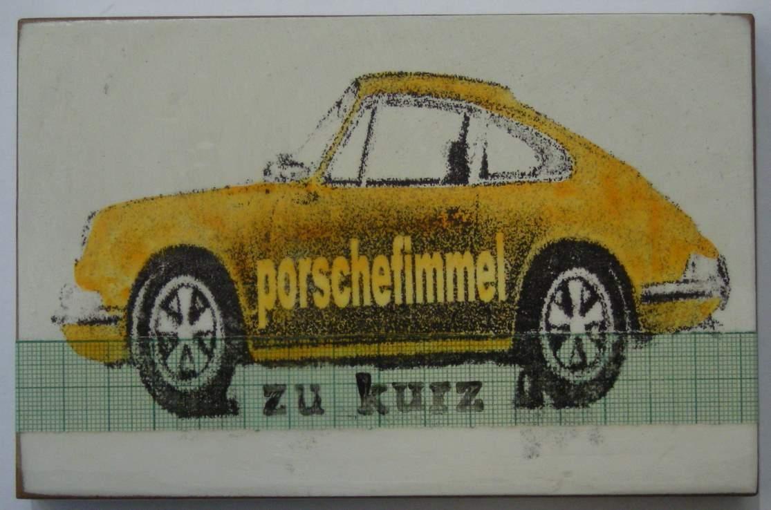 Porschefimmel (zu kurz)
