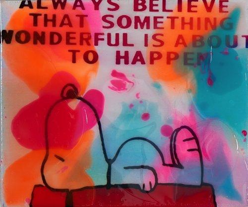 Always Believe - Epoxy