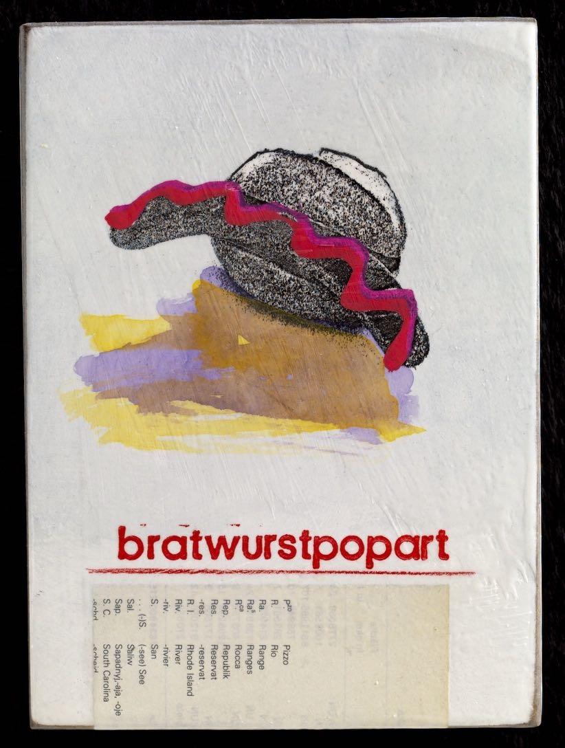 Bratwurstpopart