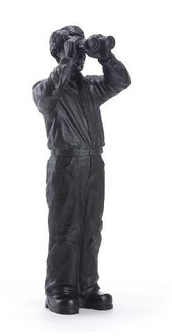 Weltanschauungsmodell III - schwarz