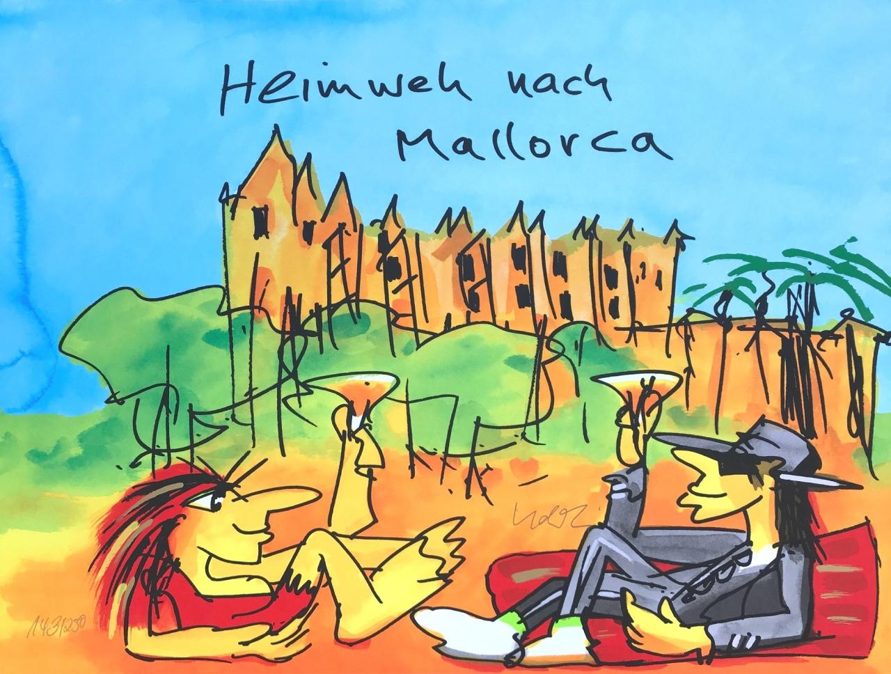 Heimweh nach Mallorca - 2019