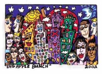 Big Apple Bunch